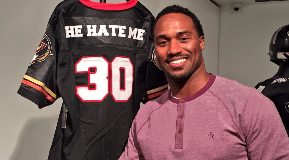 XFL Legend 'He Hate Me' Missing, Police Asking for Help