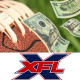 XFL Player Salary Structure