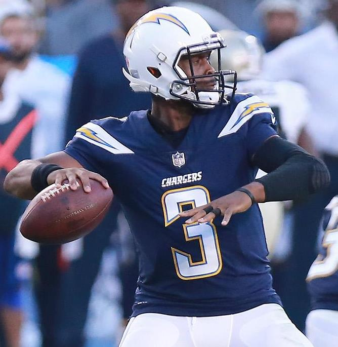 Geno Smith Chargers