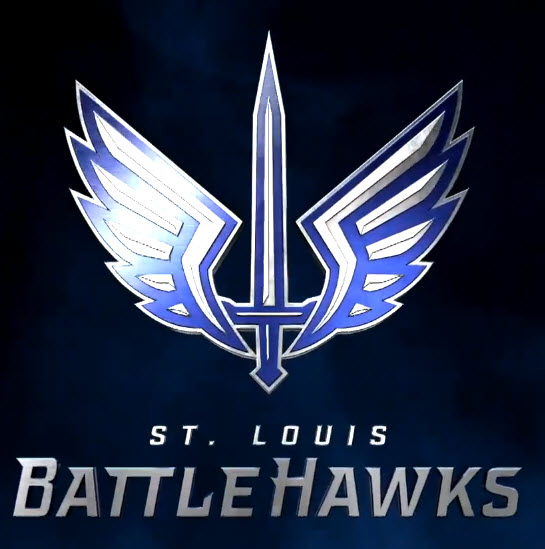 Louis XFL team to be called BattleHawks