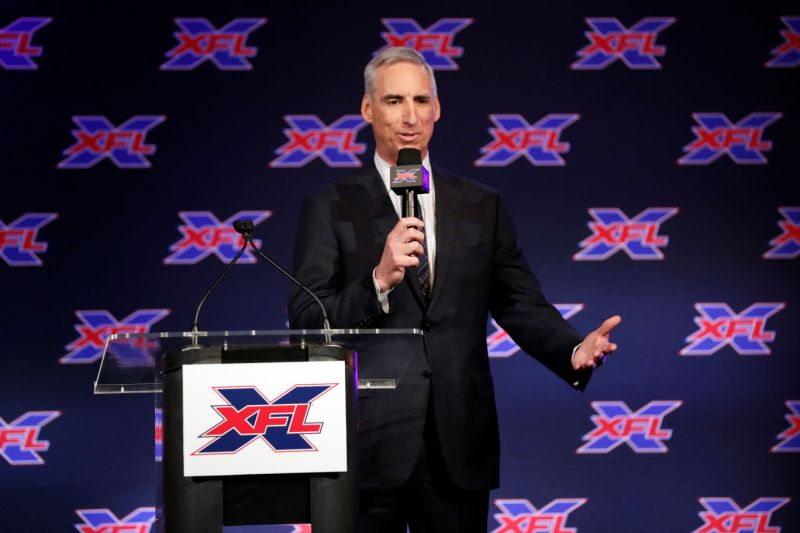 XFL teams to pick 71 players each in first draft