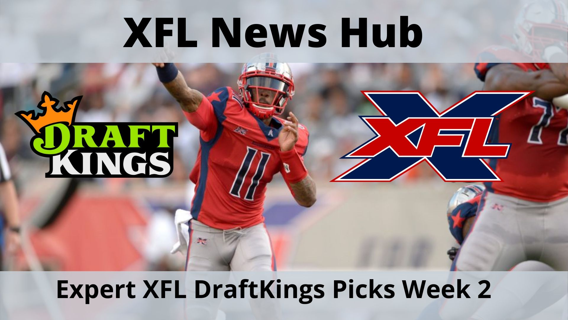 XFL Ratings For Week 2 Revealed