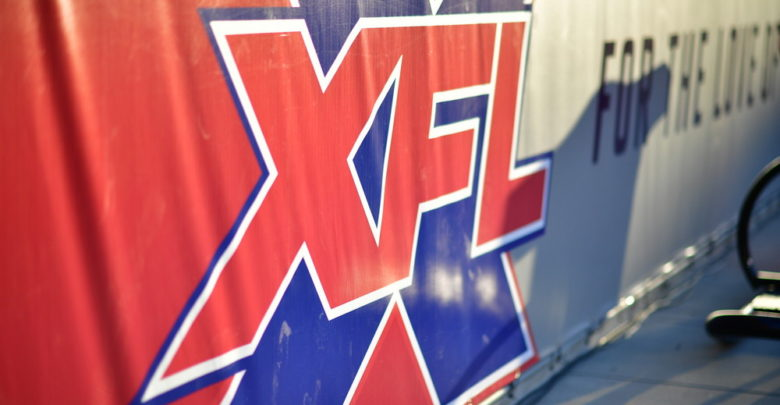 XFL Player Tests Positive For COVID-19