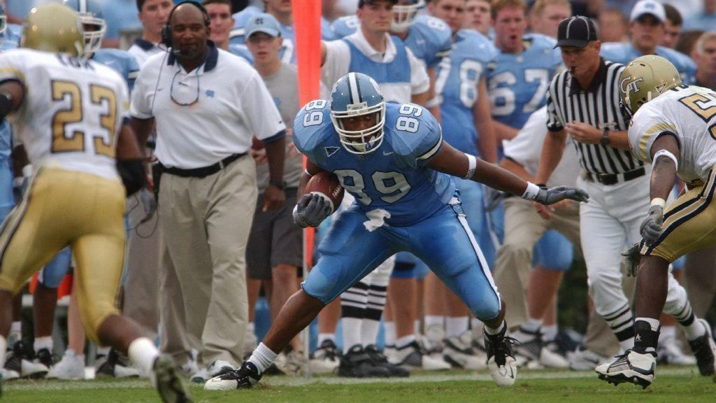 Before the XFL dream coaching job, Blizzard played at Kentucky UNC.